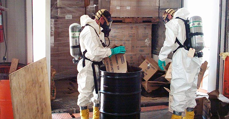 Hazardous Waste Management & Disposal KY, IN, OH, TN | Evergreen AES