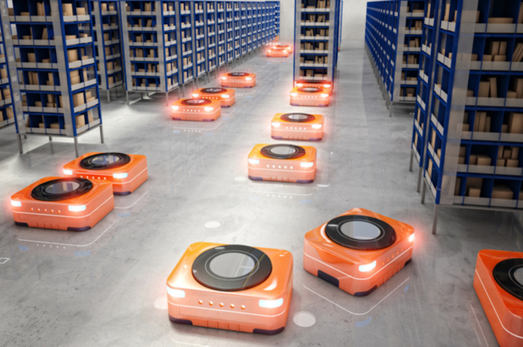 How robotics can be extremely beneficial to warehouse business