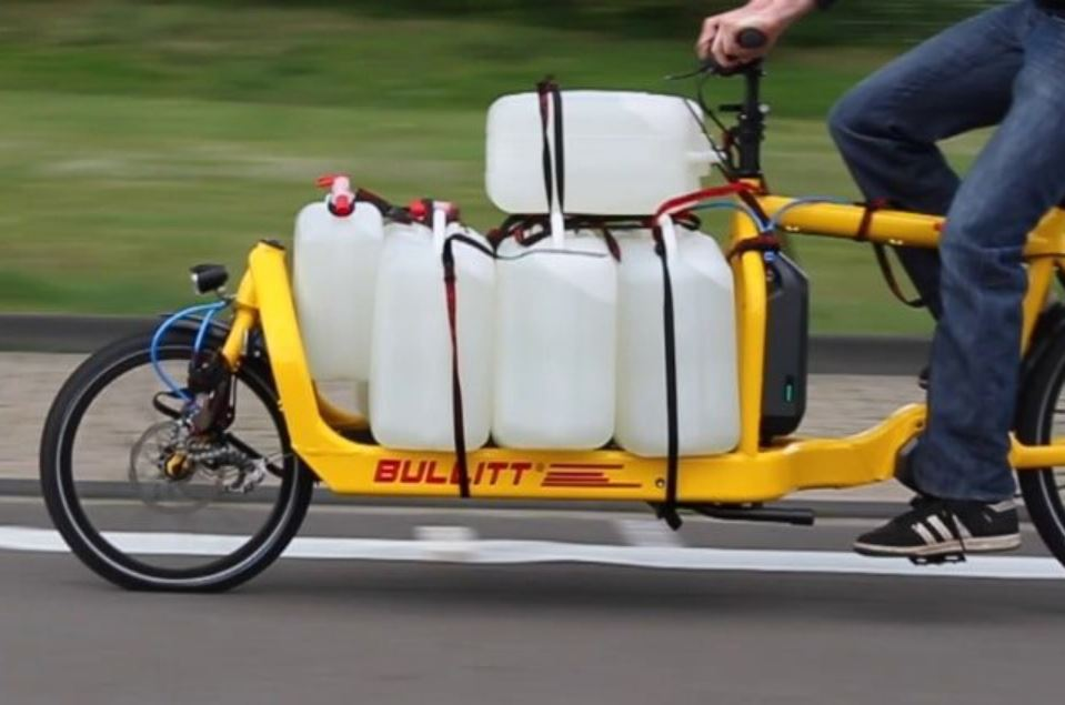 cargo bike market bullitt