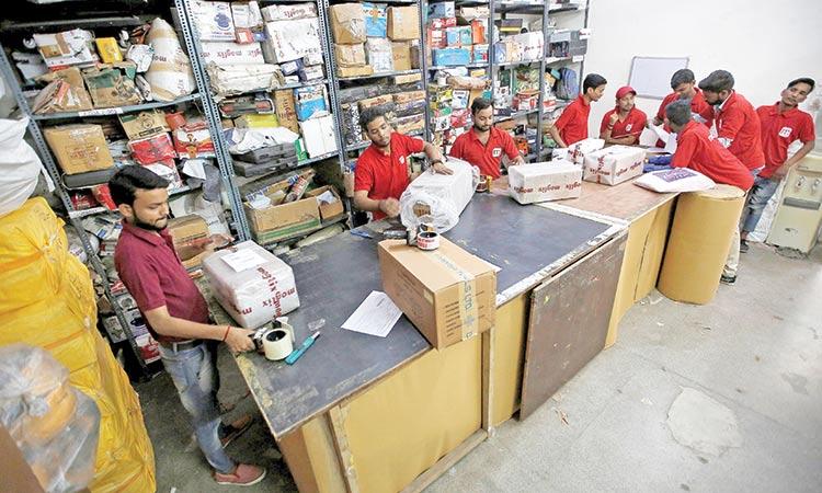 India-Warehousing