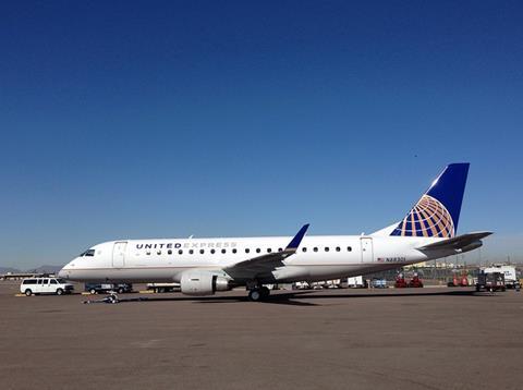 United Mesa E175