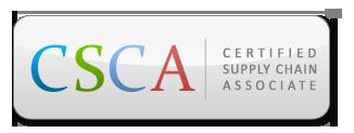 IIPMR Certified Supply Chain Associate (CSCA)