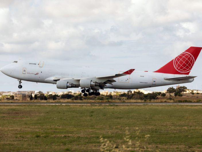 Boeing 747-400BDSF