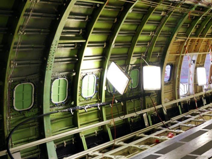 Boeing 767-300ER cargo conversion
