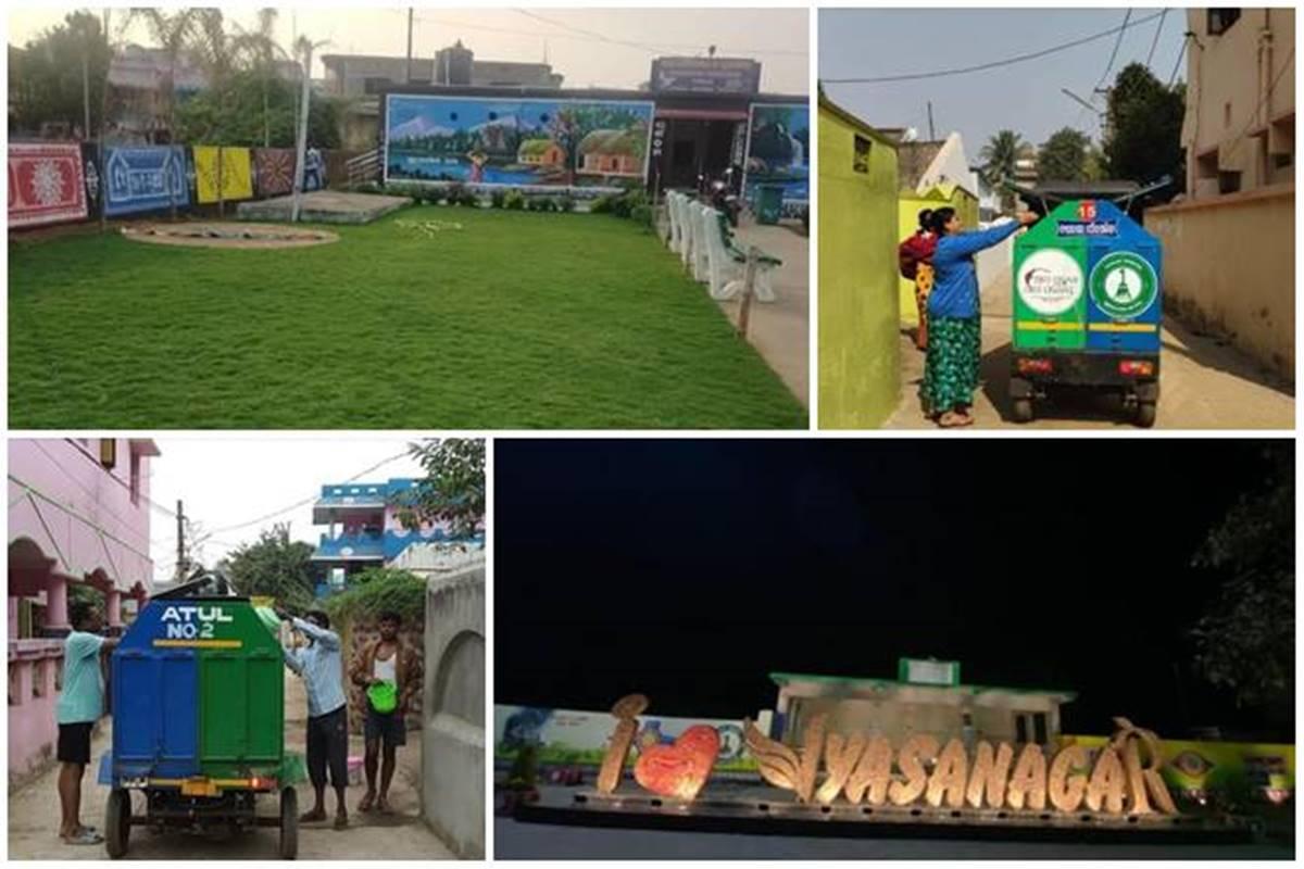 Vyasnagar Municipality, waste management