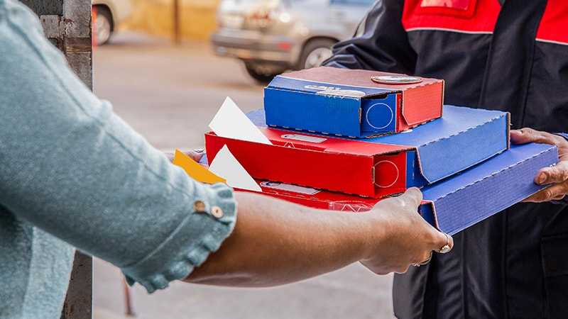 How food delivery Industry can scale fast with perfect last-mile delivery  optimization
